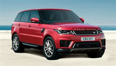 2019 Land Rover Lineup by 2019 Land Rover Suvs Price List In India Lineup