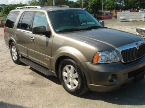 how to sell used cars 2004 lincoln navigator lane departure warning find used 2004 lincoln navigator in brentwood new york united states for us 8 500 00