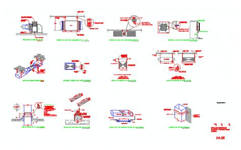 Interior Design Restaurants by General Details Of Facilities Dwg Plan For Autocad