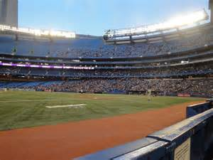 section 129 rogers centre toronto blue jays rogers centre section 129