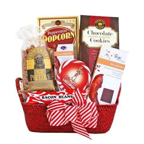 california delicious bacon lover s holiday gift basket