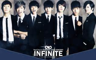 Infinity K Pop Infinite Profile Kpop