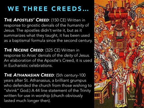 church creeds