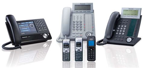 Office Telephone Systems by Panasonic Panasonic Office Phone System