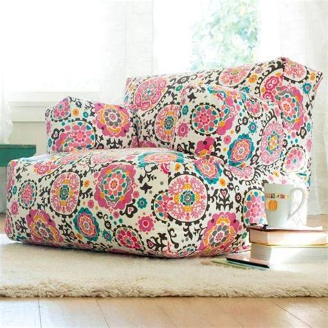 furniture cool and comfy bedroom chairs floral