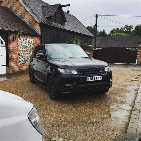 land rover black 2015 2015 land rover range rover sport black edition