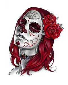 dia de los muertos sketch a by s von p on deviantart