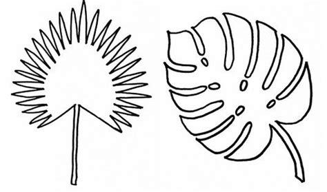 decorar hoja arbol moldes para hacer hojas de arboles en papel ideas de