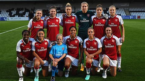 arsenal f c official 2018 women 3 0 everton ladies match report arsenal com