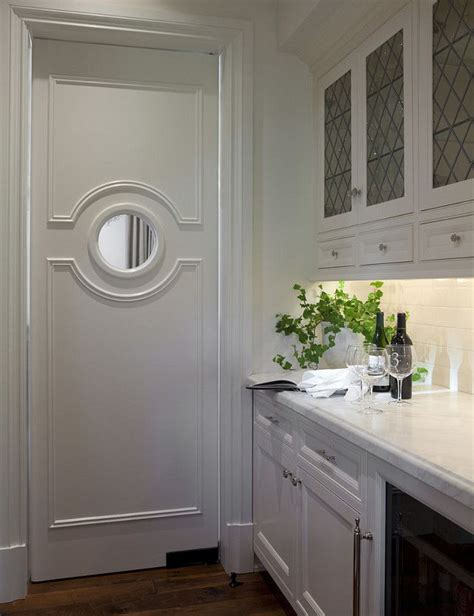 Butlers Pantry Door by 17 Best Ideas About Swinging Doors On Cabin