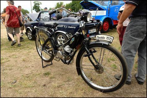 Sachs Motor Fahrrad by Motor Fahrrad Mit Fichtel Sachs Motor 1935 Das