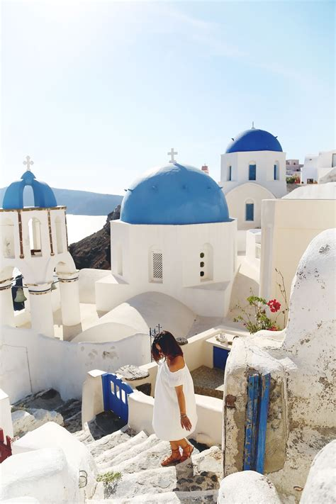 santorini best place to stay where to stay in santorini to vogue or bust