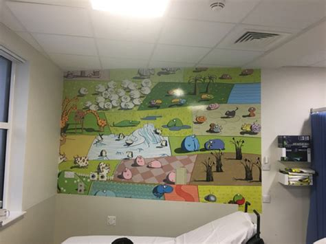 childrens wall murals wall murals for dentists and hospitals photo wallpaper
