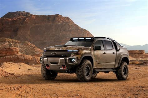 concept off road truck chevy colorado zh2 is an off road military truck that