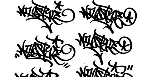 graffitie graffiti letters wildstyle