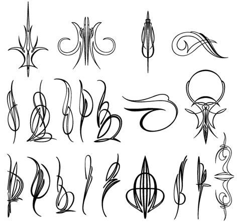 small pattern logo vector pinstripe designs sign writing pinterest