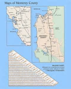 map of monterey county california welcome to the stayinmonterey maps page