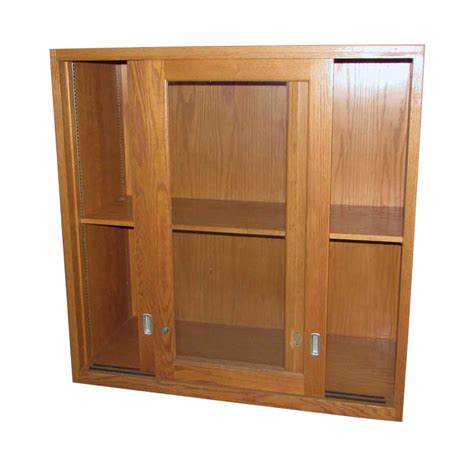 Sliding Glass Door Cabinet Sliding Glass Door Cabinet Olde Things