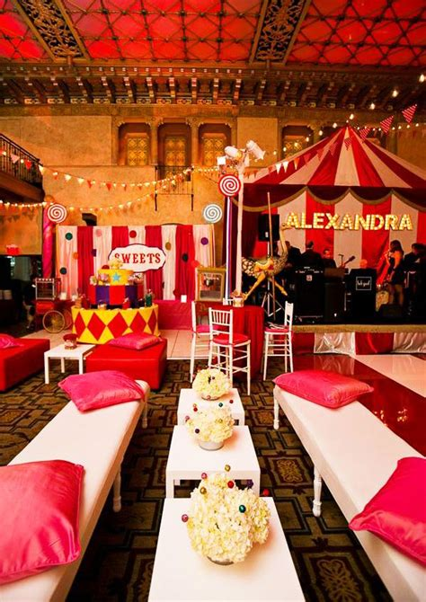 carnival themes ideas vibrant carnival bat mitzvah theme ideas bat mitzvah
