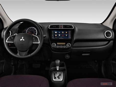 mirage mitsubishi 2015 interior 2015 mitsubishi mirage prices reviews and pictures u s