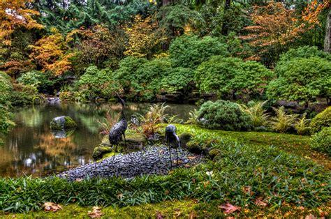 Japanese Garden Portland Oregon by Thom Zehrfeld Photography Japanese Gardens Portland