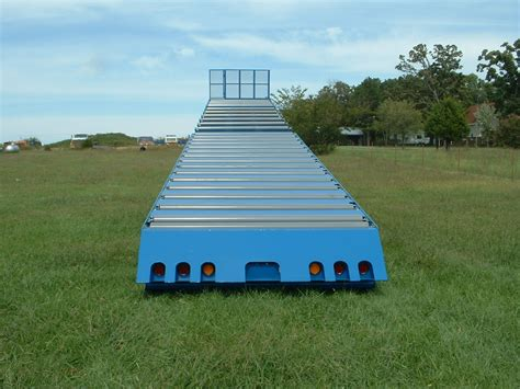 roller bed trailer custom trailers