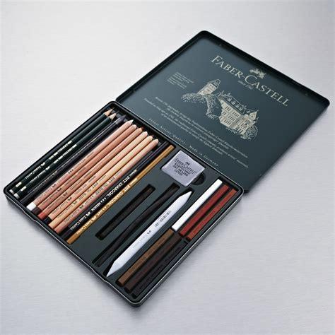 Finger Printing Pads B1 Faber Castell faber castell pitt monochrome set medium pencils cass