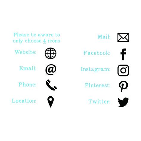Instagram Logo For Business Cards