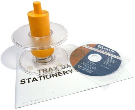 Pressit Cd Label Template traxdata pressit cd label applicator with labels ebay