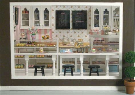 Cupcake Home Decor Cupcake Shop 4 Stewart Dollhouse Creations