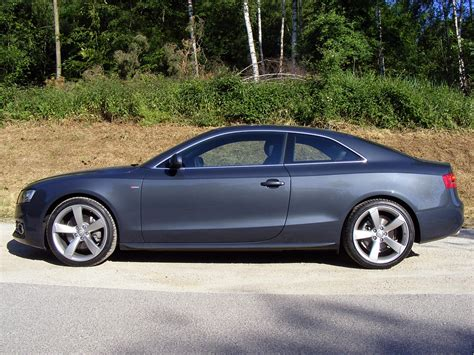 Audi 4 Ever by Audi4ever A4e Blog Detail Brucew A5 Rotorfelgen