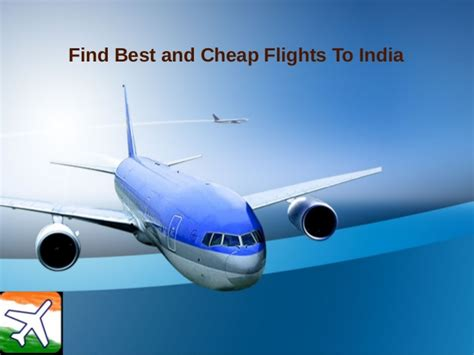 find best and cheap flights to india pdf