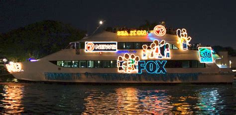 ft lauderdale boat parade 2015 yacht charter events lauderdale yacht charter events