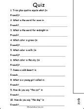 word book quiz enchantedlearning