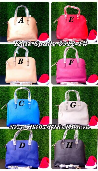 Tas Handbags Jelly Flower Ks kate spade bag