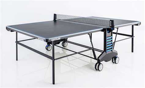 outside ping pong table kettler sketchpong outdoor ping pong table