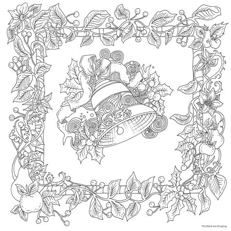 festive christmas colouring book colouring in book holiday 2 on decorating for christmas halloween coloring pages and christmas