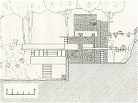 casa sulla cascata pianta pianta della casa pictures