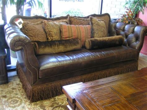 robb and stucky sofa prices robb stucky tufted leather nailhead sofa sofas we love
