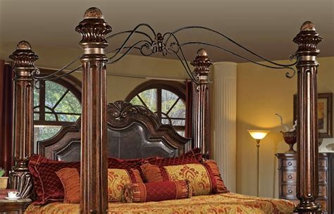 victorian style bed victorian style canopy bed bangdodo