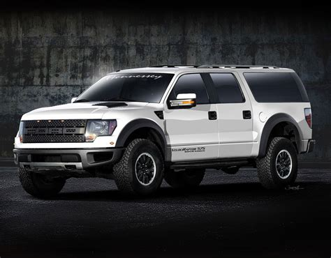 Ford Raptor 2012 by Supercar District