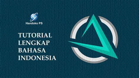 photoshop tutorial indonesia pemula cara mudah membuat desain logo 3d di photoshop untuk