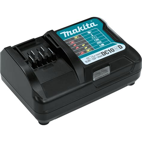 Dca 12v 1 5ah Baterai Lithium Ion makita dc10wd 12v battery charger cxt series goldpeak
