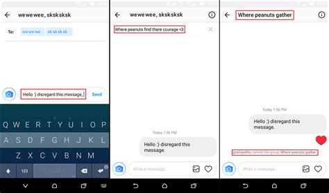 design stuff group instagram how to create group chats on instagram