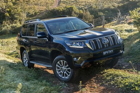 lifted toyota tas for sale facelifted toyota prado revealed at frankfurt motor show