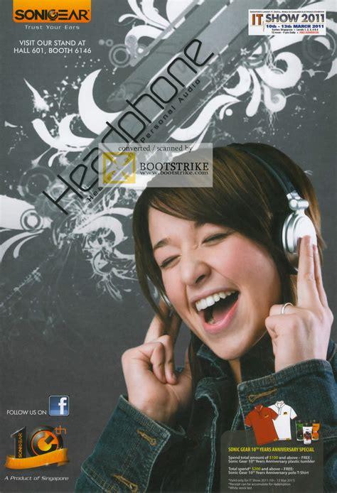 Powerlogic Optical Mouse Zen 3 Lz leapfrog sonicgear headphone and personal audio it show