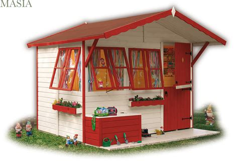 cool outdoor playhouses for kids digsdigs