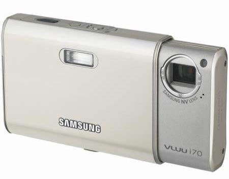 Samsung Digicam With 3g samsung vluu i70 digicam with 3g
