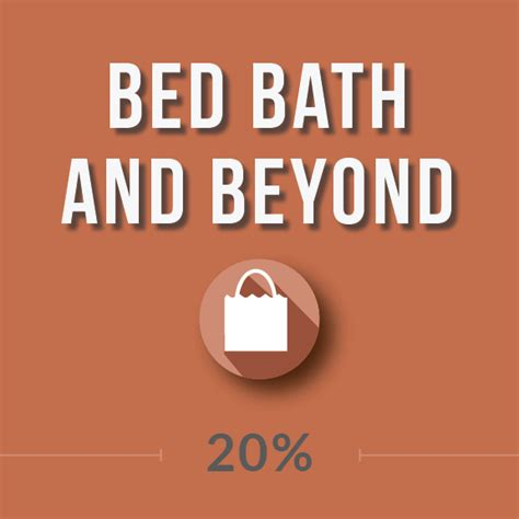 bed bath and beyond employee discount 20 bed bath beyond college student discount student