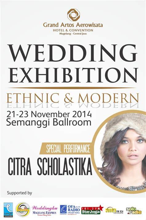 Weddingku Exhibition 2014 by Wedding Exhibition By Grand Artos Aerowisata Hotel
